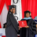 Bermuda College Graduation Commencement Ceremony, May 17 2018-5549