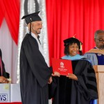 Bermuda College Graduation Commencement Ceremony, May 17 2018-5574
