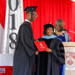Bermuda College Graduation Commencement Ceremony, May 17 2018-5612