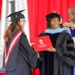 Bermuda College Graduation Commencement Ceremony, May 17 2018-5618