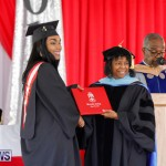 Bermuda College Graduation Commencement Ceremony, May 17 2018-5624