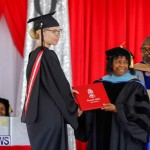 Bermuda College Graduation Commencement Ceremony, May 17 2018-5633