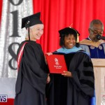 Bermuda College Graduation Commencement Ceremony, May 17 2018-5642
