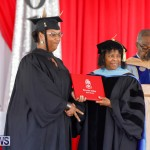 Bermuda College Graduation Commencement Ceremony, May 17 2018-5645