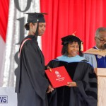 Bermuda College Graduation Commencement Ceremony, May 17 2018-5657