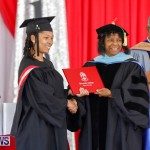 Bermuda College Graduation Commencement Ceremony, May 17 2018-5674