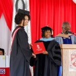 Bermuda College Graduation Commencement Ceremony, May 17 2018-5675