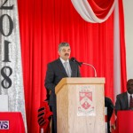 Bermuda College Graduation Commencement Ceremony, May 17 2018-5810