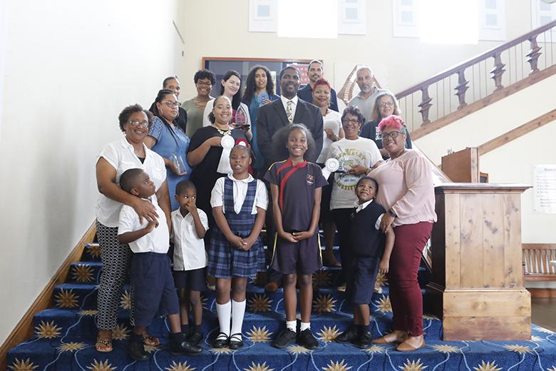 Bermuda Day Awards May 2018