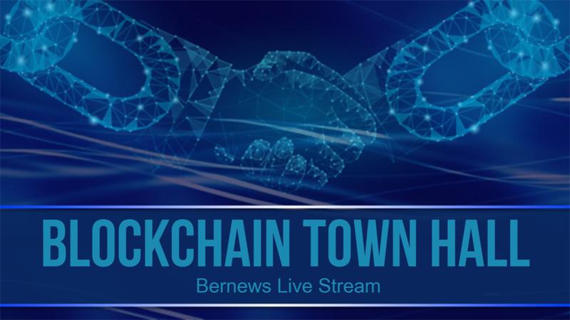 Blockchain Town Hall Bermuda May 31 2018