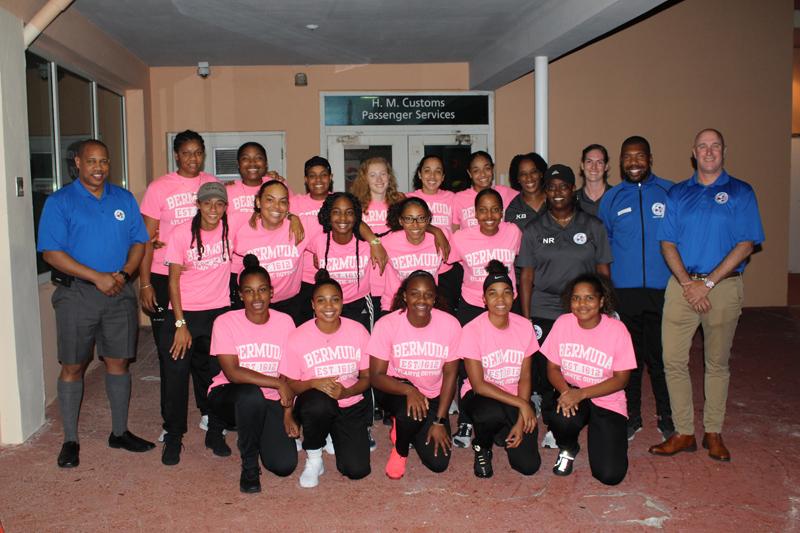 CCWQ Bermuda May 2018