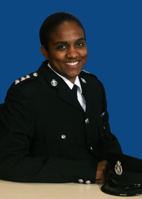 Chief Inspector Na'imah Astwood