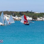 Dinghy Racing St George's Bermuda, May 27 2018-7004