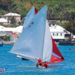 Dinghy Racing St George's Bermuda, May 27 2018-7082