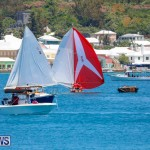 Dinghy Racing St George's Bermuda, May 27 2018-7091