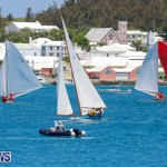 Dinghy Racing St George's Bermuda, May 27 2018-7109