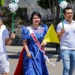 Filipino Community Host Flores de Mayo & Santacruzan Bermuda, May 27 2018-7260