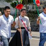 Filipino Community Host Flores de Mayo & Santacruzan Bermuda, May 27 2018-7298