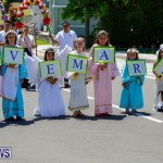 Filipino Community Host Flores de Mayo & Santacruzan Bermuda, May 27 2018-b-7498