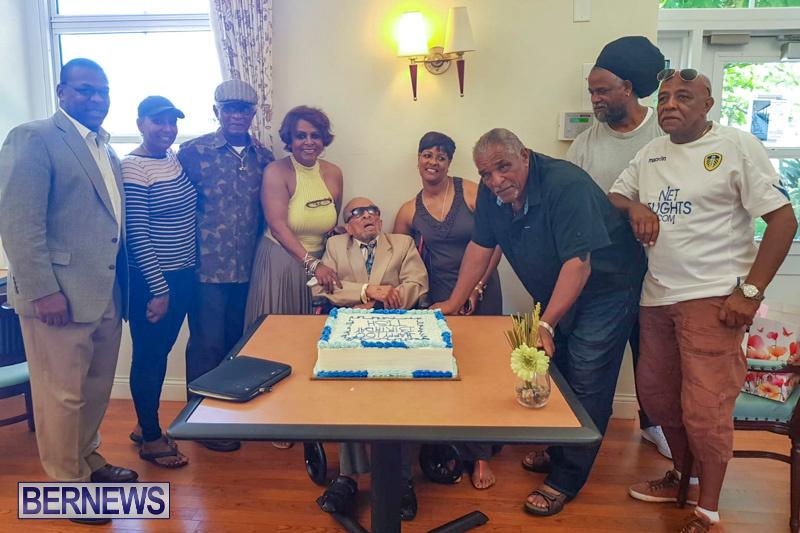 Foggo 100th Birthday Bermuda, May 20 2018 (1)