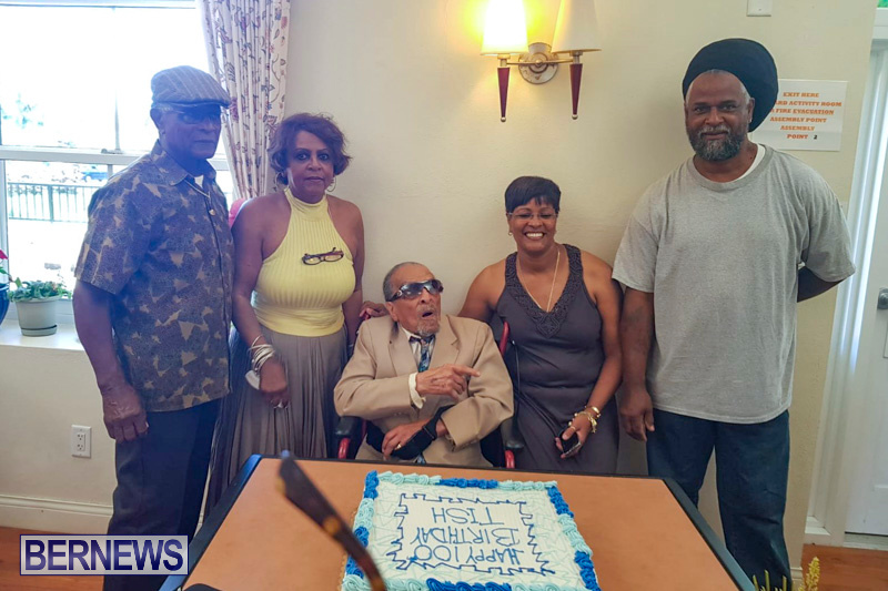 Foggo 100th Birthday Bermuda, May 20 2018 (3)