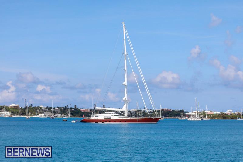 Georgia Super Yacht Bermuda, May 20 2018-7566