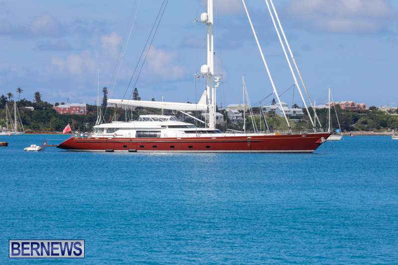 Georgia Super Yacht Bermuda, May 20 2018-7568