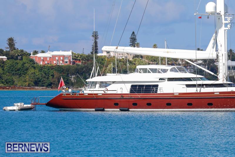 Georgia Super Yacht Bermuda, May 20 2018-7581