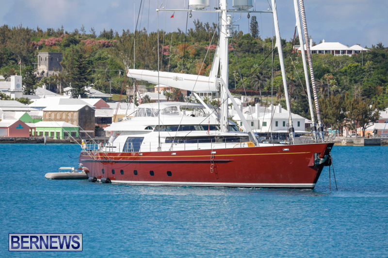 Georgia Super Yacht Bermuda, May 20 2018-7602