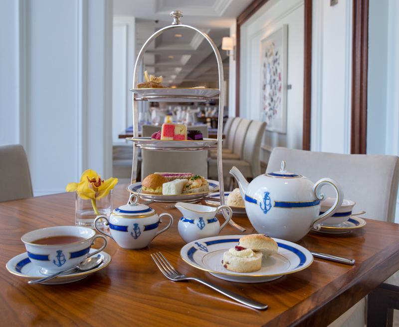 Hamilton Princess Tea Bermuda May 2018 (1)
