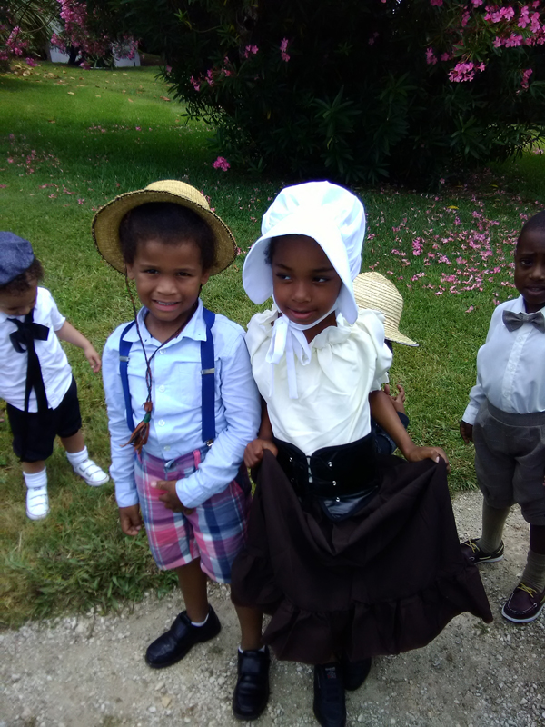 Heritage day at Carter House Bermuda May 30 2018 (3)