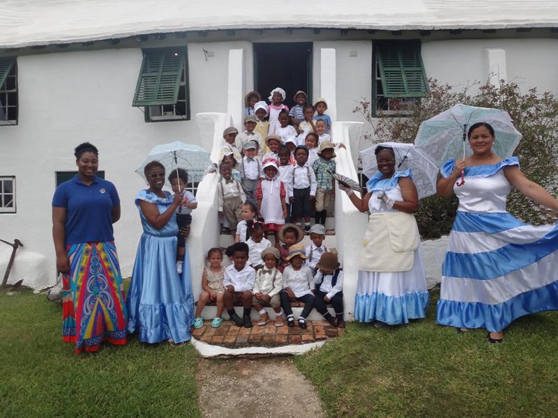 Heritage day at Carter House Bermuda May 30 2018 (4)