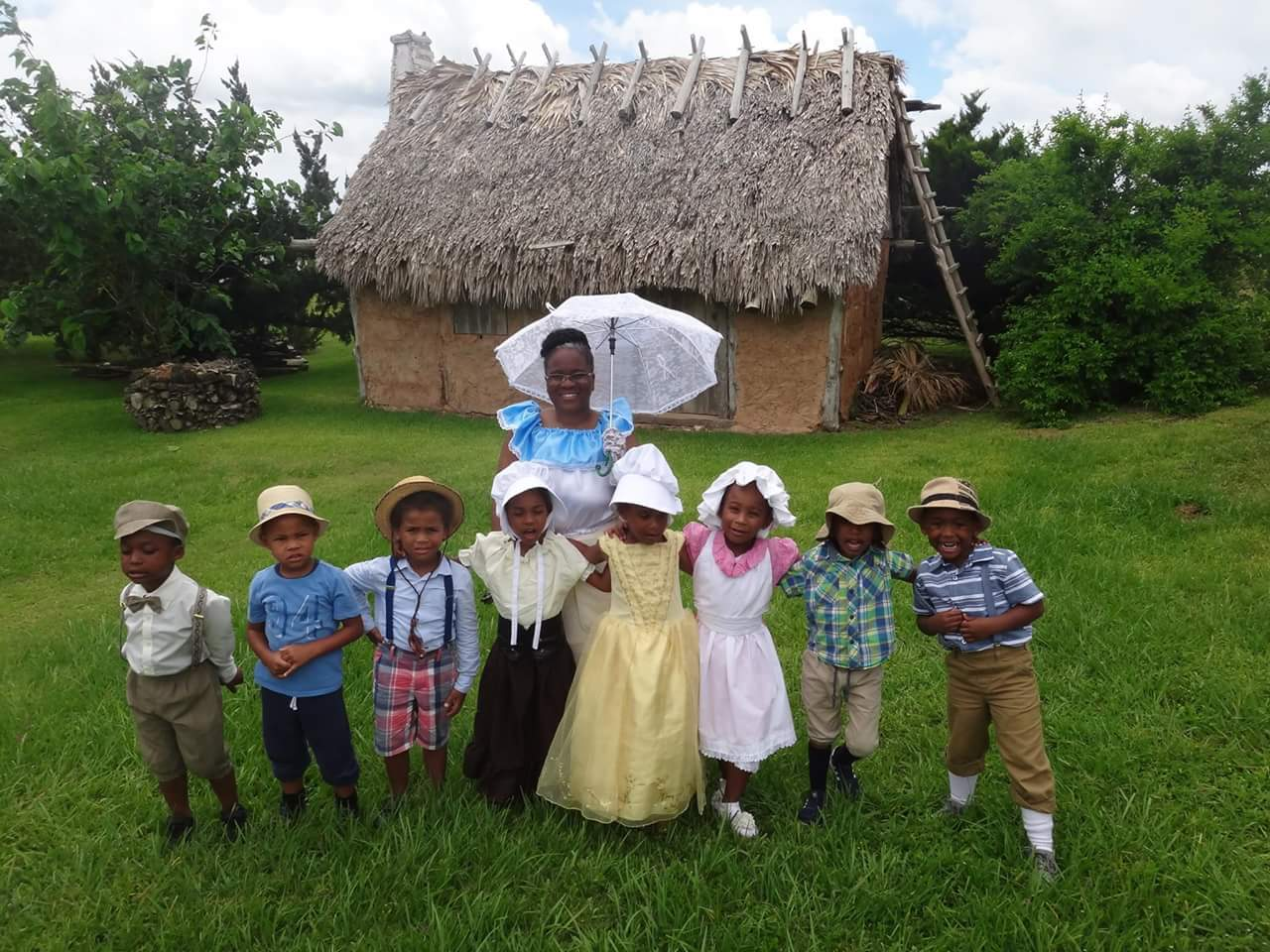 Heritage day at Carter House Bermuda May 30 2018 (9)