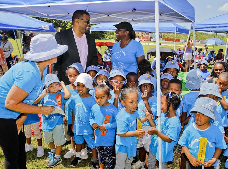 Inter Preschool Sports Bermuda May 2018 (4)