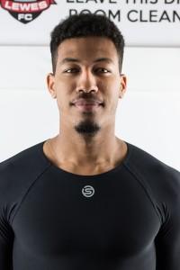 Jonte Smith Bermuda May 2018