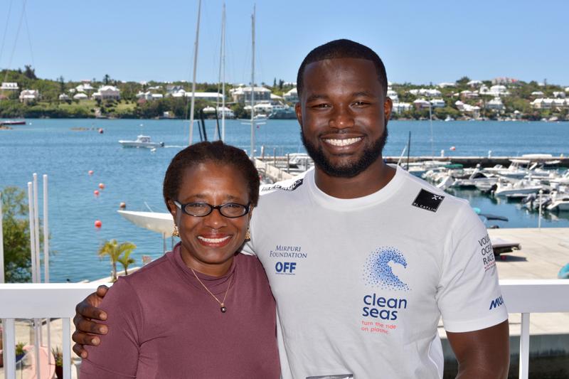 Mustafa Ingham Bermuda May 2018