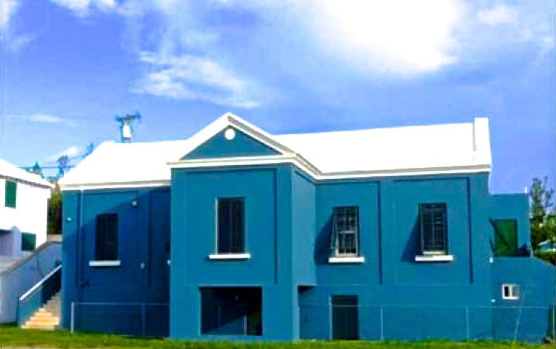 Old Talbot School Bermuda May 2018