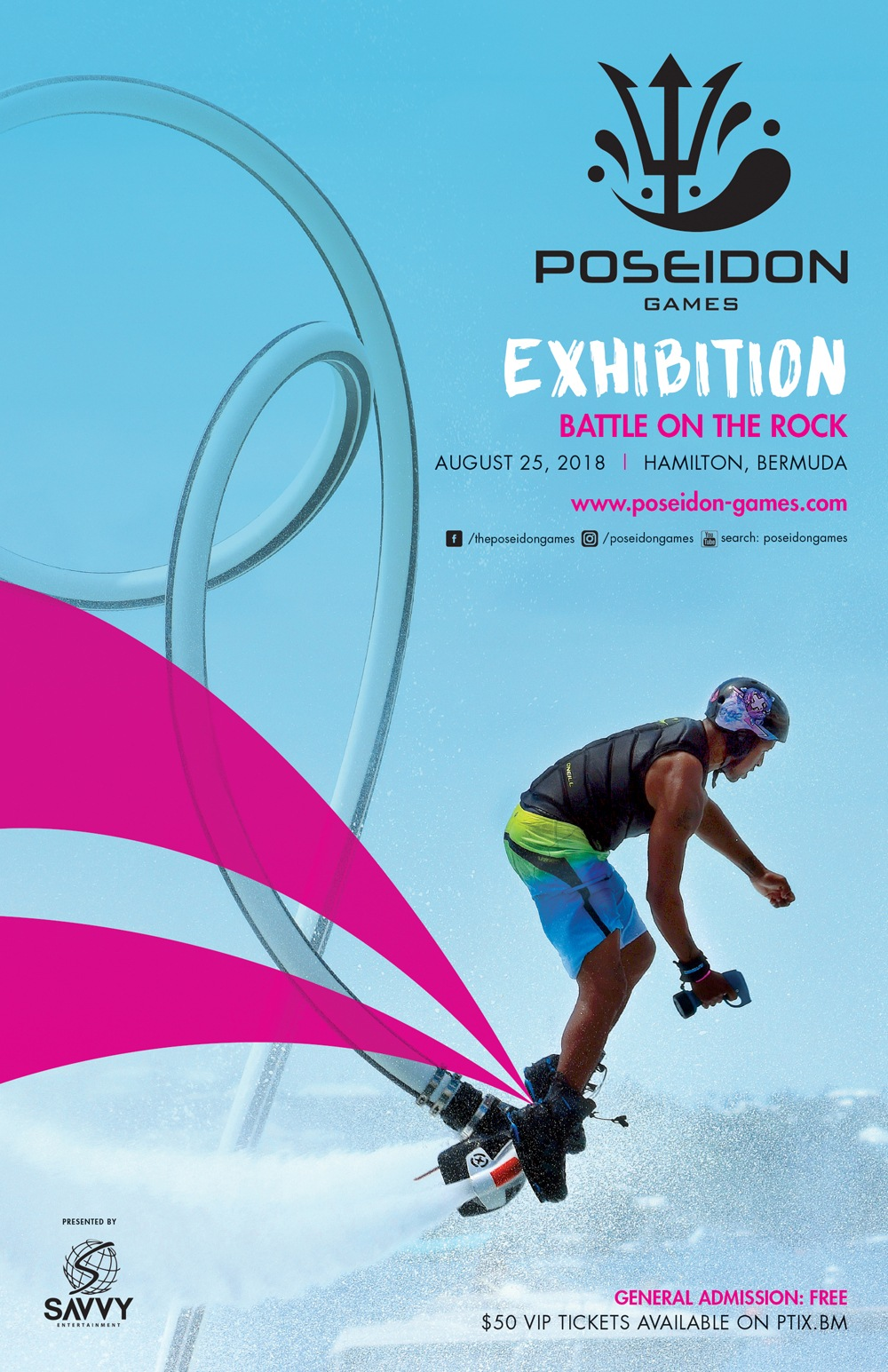 Poseidon Games Bermuda May 23 2018