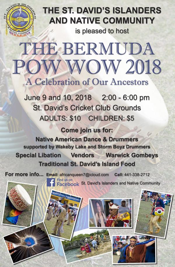 Pow Wow Bermuda May 2018