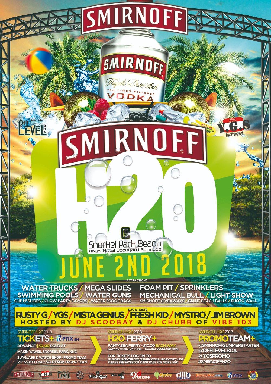 SMIRNOFF H2O 4 Bermuda May 31 2018 (1)
