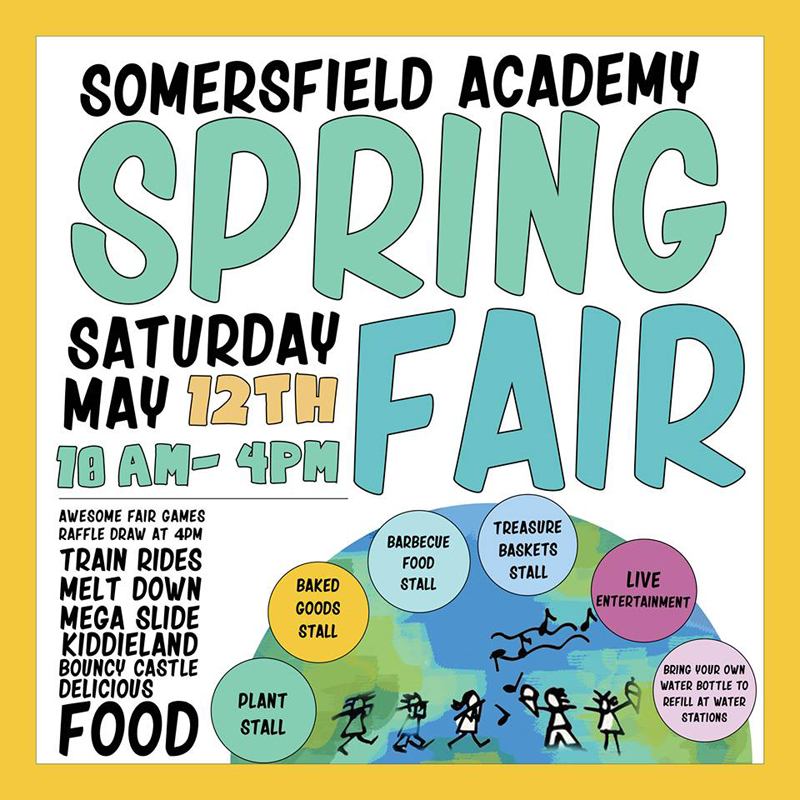 Somersfield Academy Fair Bermuda May 2018