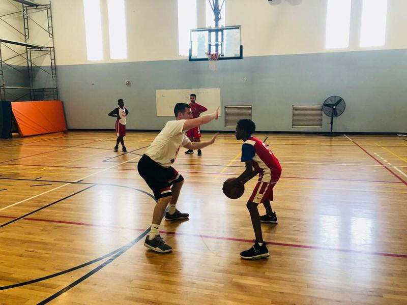 Team Hurricane Skills Camp Bermuda May 2018 (2)