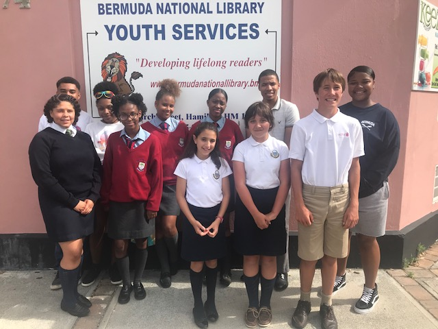 Teen Poetry Competition Bermuda May 2018