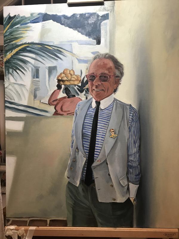 Tom Butterfield Bermuda May 2018