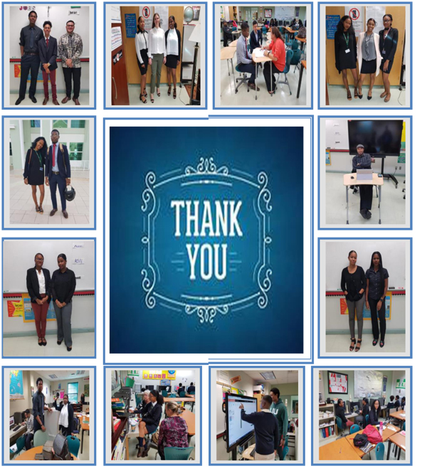 VEI Thank You Bermuda May 9 2018