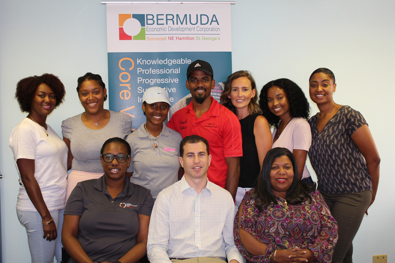 Vend 2 Win' Competition Winners Bermuda May 22 2018 (1)