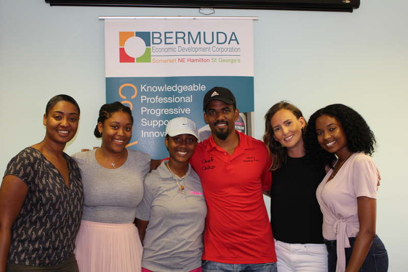 Vend 2 Win' Competition Winners Bermuda May 22 2018 (2)