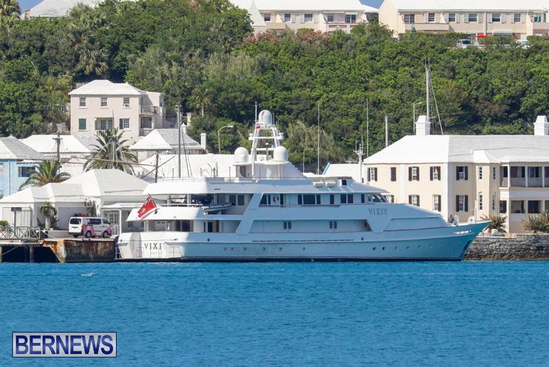 Vixit Super Yacht Bermuda, May 20 2018-7571