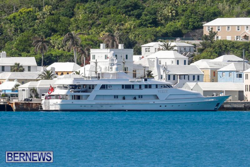 Vixit Super Yacht Bermuda, May 20 2018-7626