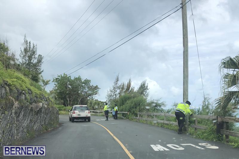 collision Bermuda May 29 2018